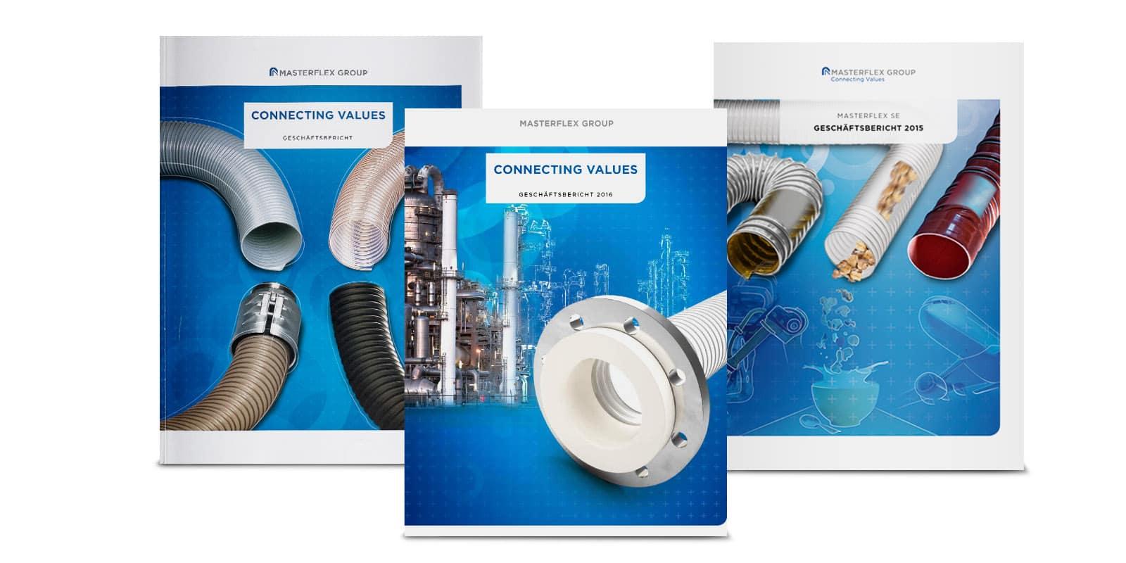 Geschäftsbericht Masterflex SE Aktiengesellschaft AG IR Investor Relations Contigo