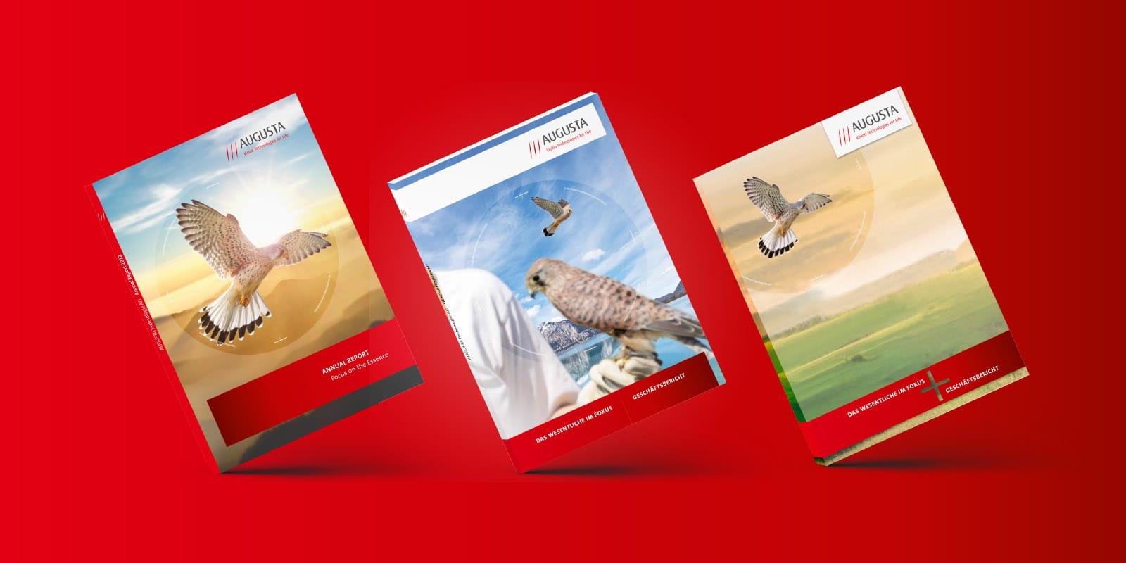 Markenbild München Website Investor Relations IR Geschäftsbericht Unternehmenskommunikation Contigo