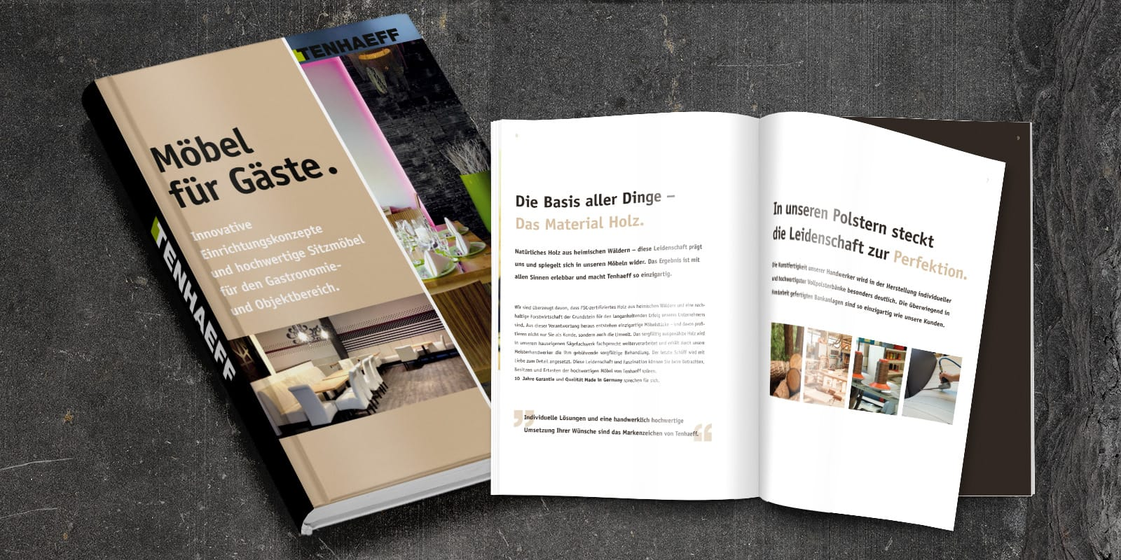 Katalog Gastro Möbel Contigo